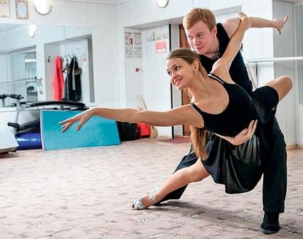 Индивидуальные занятия танцами